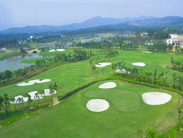 Sân Golf Flamingo Đại Lải - thứ 2 cho khách lẻ