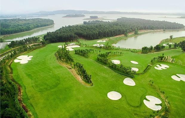 Sân golf Đại Lải Star Golf & Country Club - 36 hố - trong tuần
