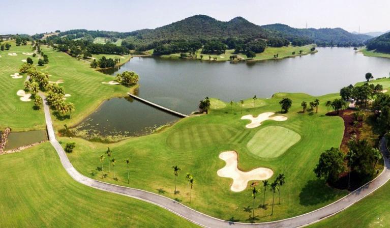 Sân golf Đại Lải Star Golf & Country Club - 27 hố - trong tuần