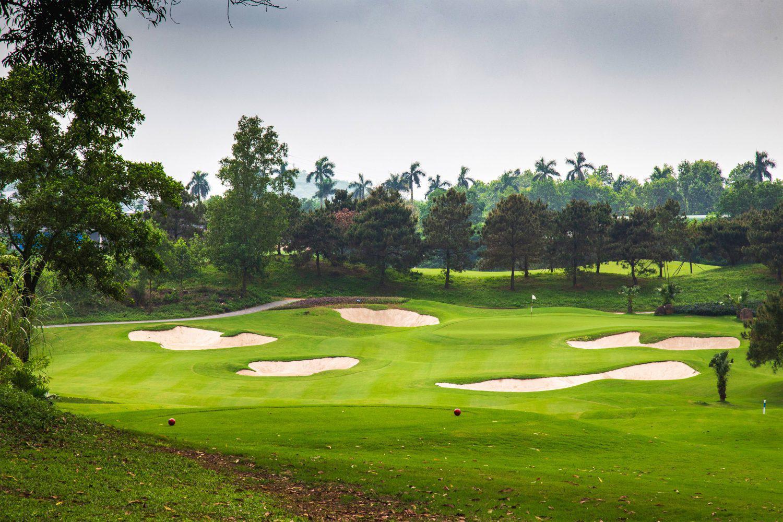 Đặt tee off sân golf Chí Linh 18 hố trong tuần