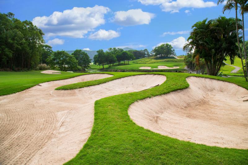 Tee off sân golf Chí Linh Hải Dương 27 hố trong tuần