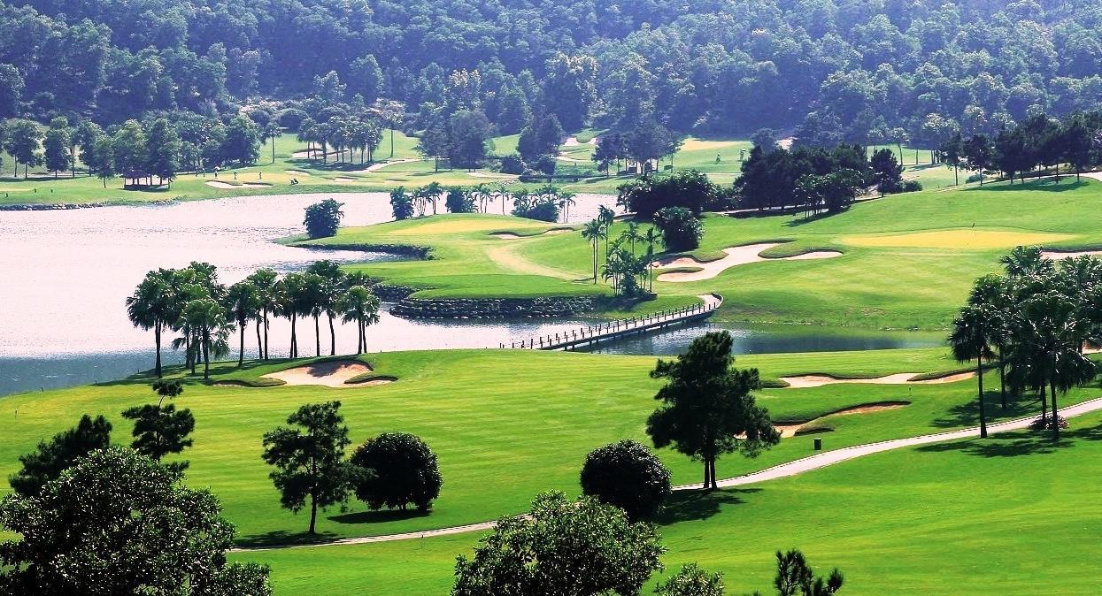 Đặt tee off sân golf Tam Đảo 18 hố thứ 2 hàng tuần