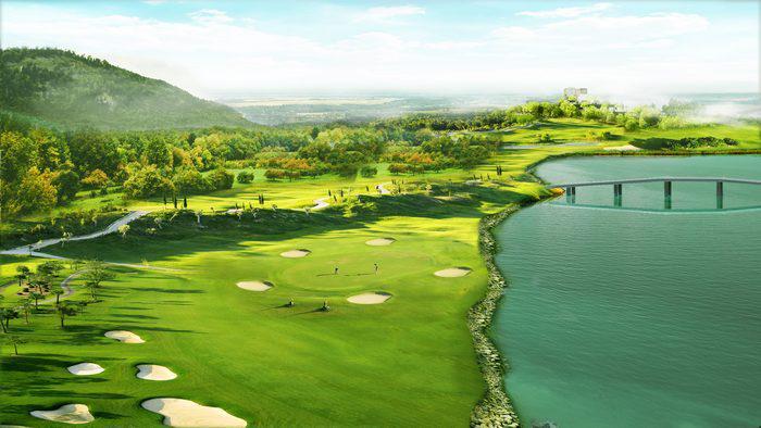 Yên Dũng Resort & Golf Club 18 hố thứ 2 hàng tuần