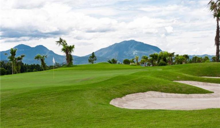 Sân golf Đầm Vạc - Heron Lake Golf Course & Resort - 9 hố - Ngày thường