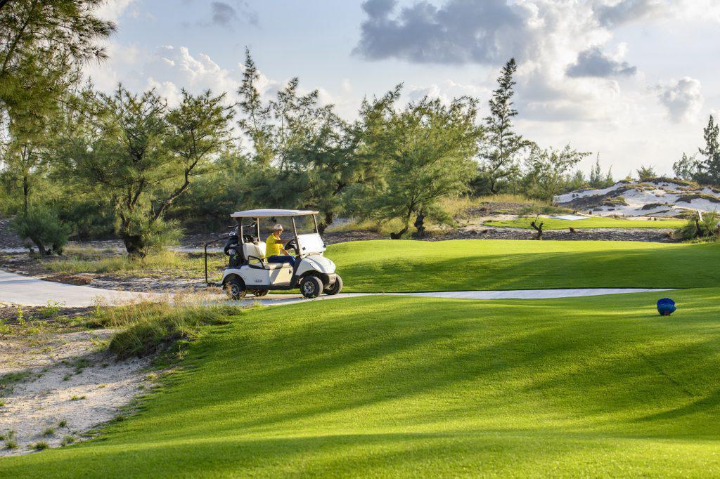 Đặt tee off sân golf FLC Sầm Sơn 27 hố ngày thường