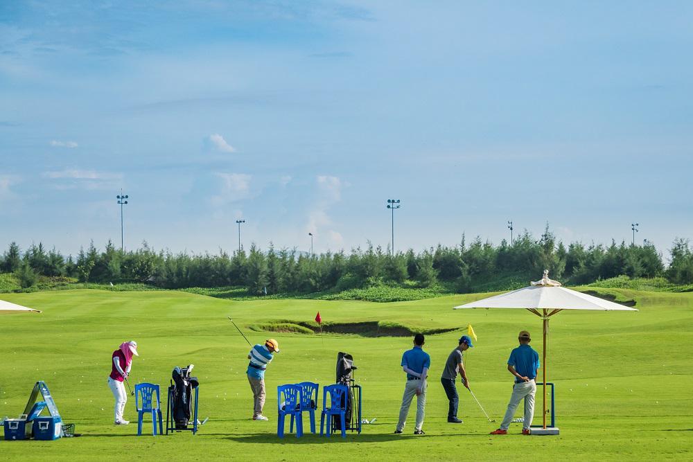 Đặt tee off sân golf FLC Sầm Sơn 27 hố cuối tuần
