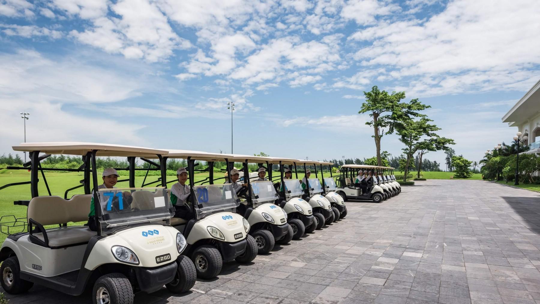 FLC Golf Links Sầm Sơn 36 hố cuối tuần