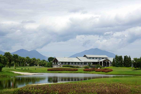 Sân golf Đầm Vạc - Heron Lake Golf Course & Resort - 27 hố - Cuối tuần