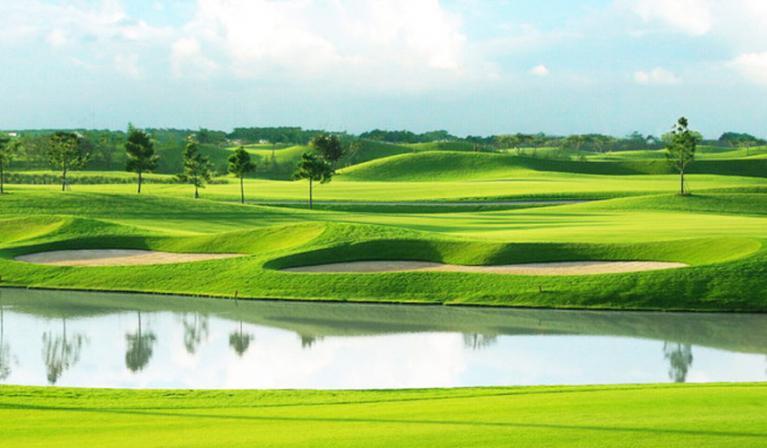 Sân golf Hoàng Gia - Royal Golf Club 27 hố - ngày thường