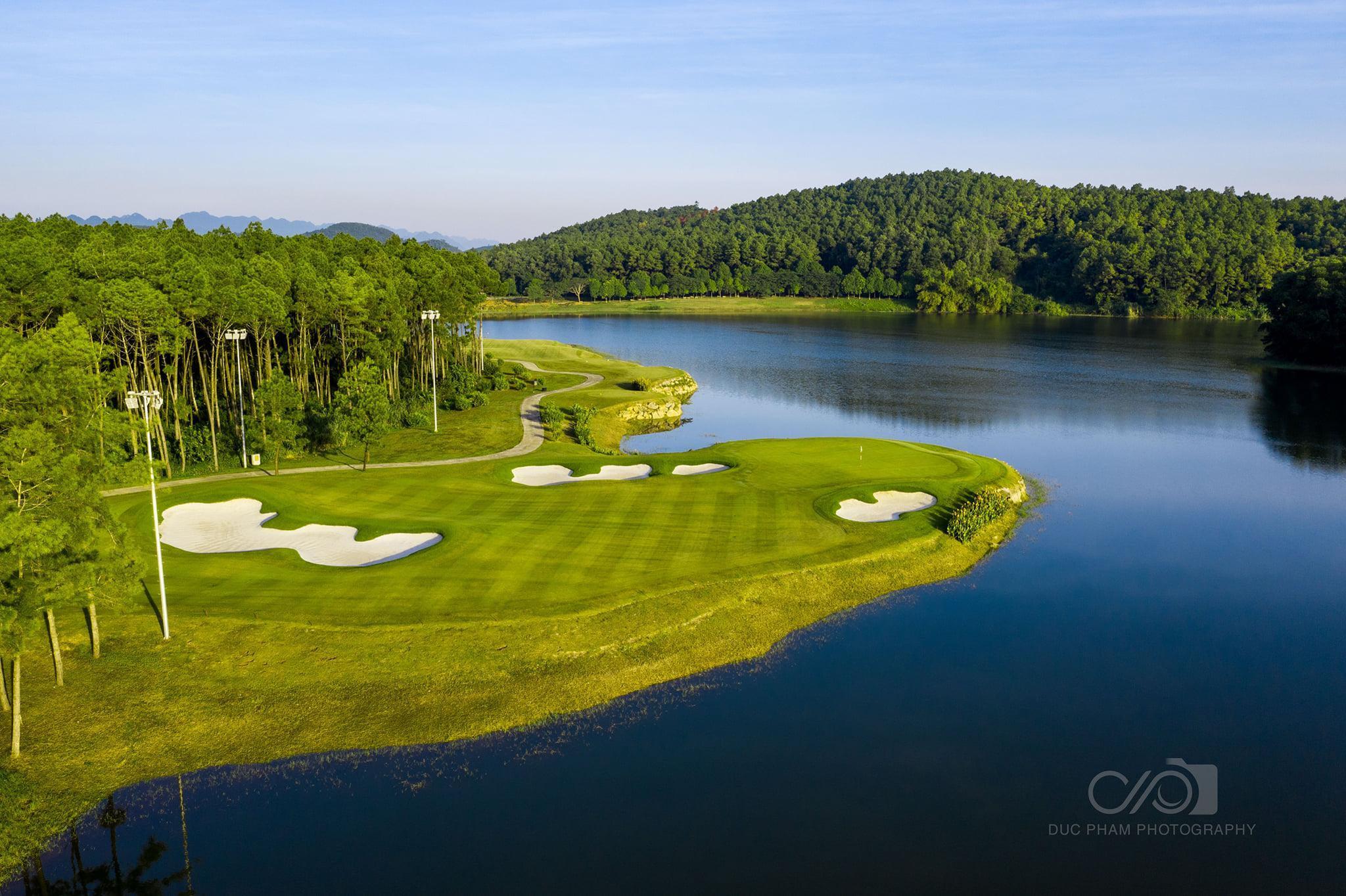 Trang An Golf & Country Club - 36 hố - Cuối tuần