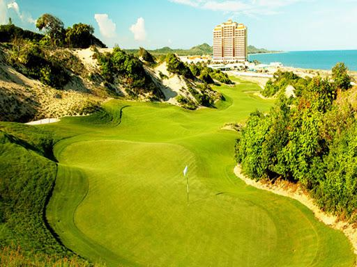 Sân golf The Bluffs Hồ Tràm - Vũng Tàu 18 hố