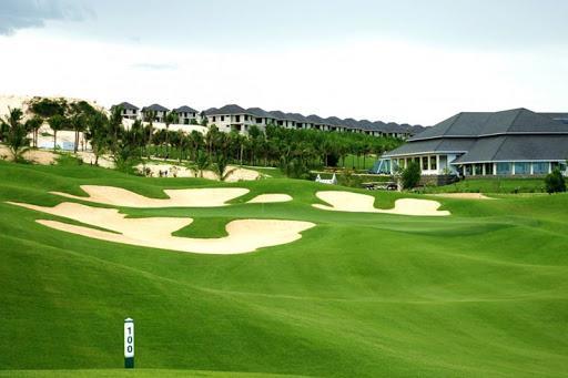 Sân golf Paradise Resort Golf Club Vũng Tàu - 18 hố