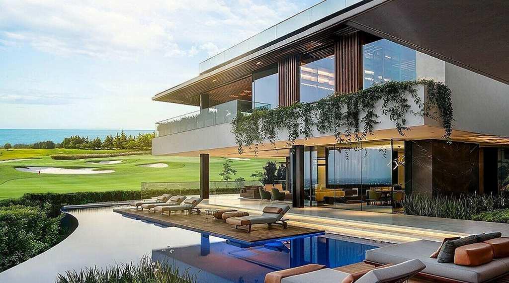 Sân golf PGA NovaWorld Phan Thiet - cụm sân 36 hố