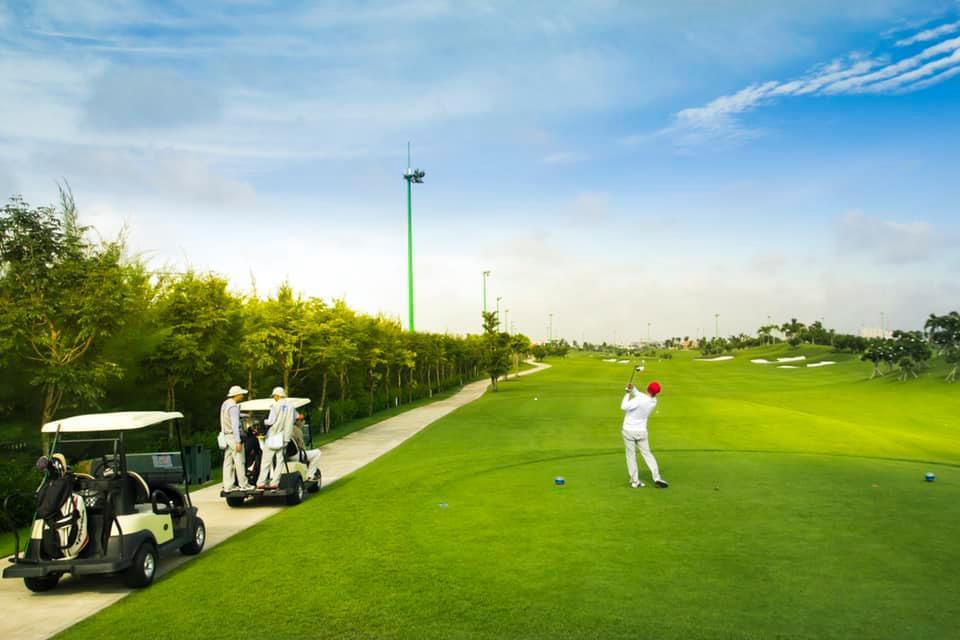 Tee off sân golf Tân Sơn Nhất - 5:30 - 8:29 - Cuối tuần