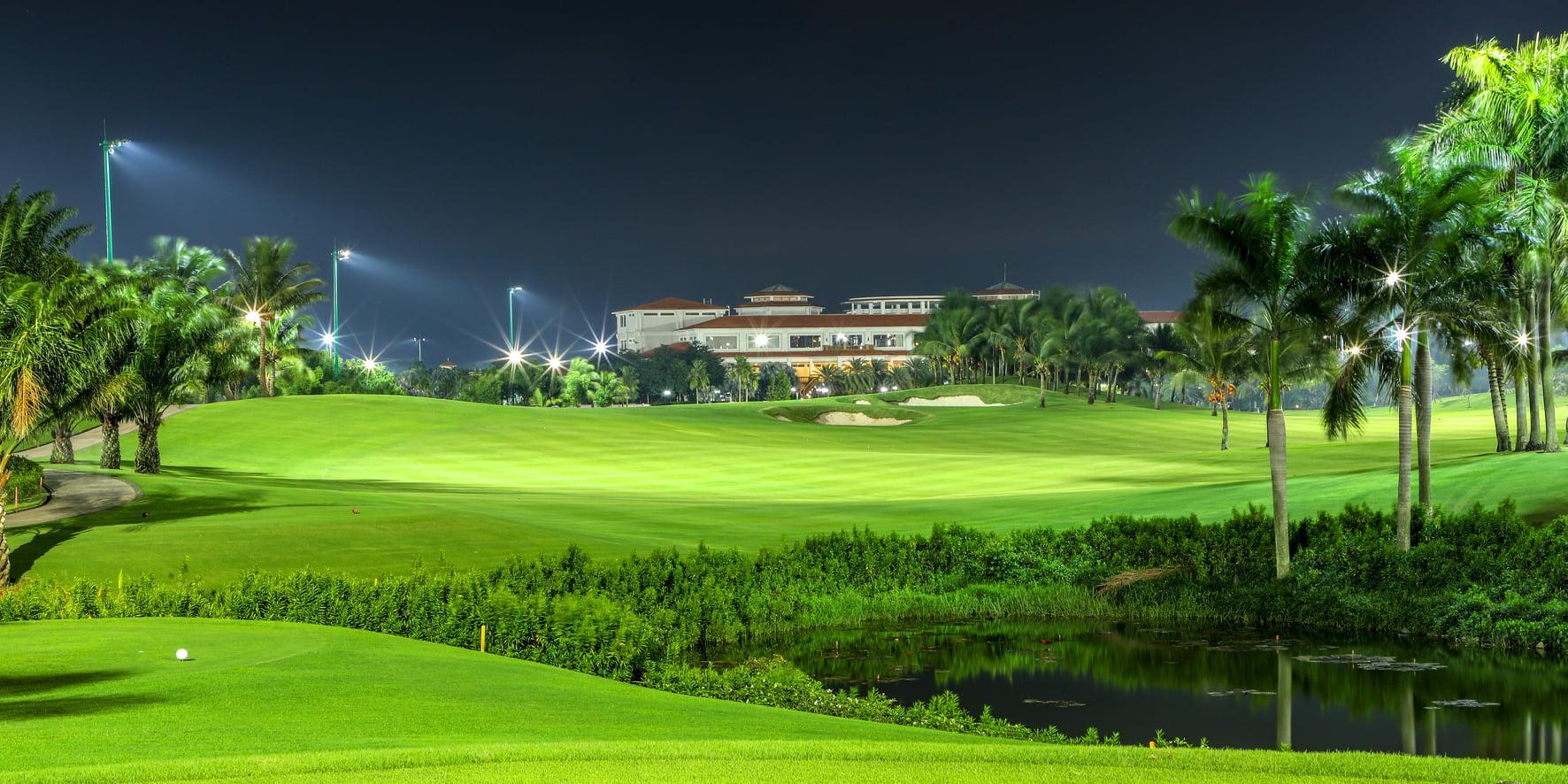 Tee off sân golf Tân Sơn Nhất - 8:30 - 14:29 - Cuối tuần