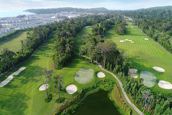 Sân Golf Vinpearl Phú Quốc Resort | Nghỉ dưỡng + Chơi gôn cho khách lưu trú tại khách sạn