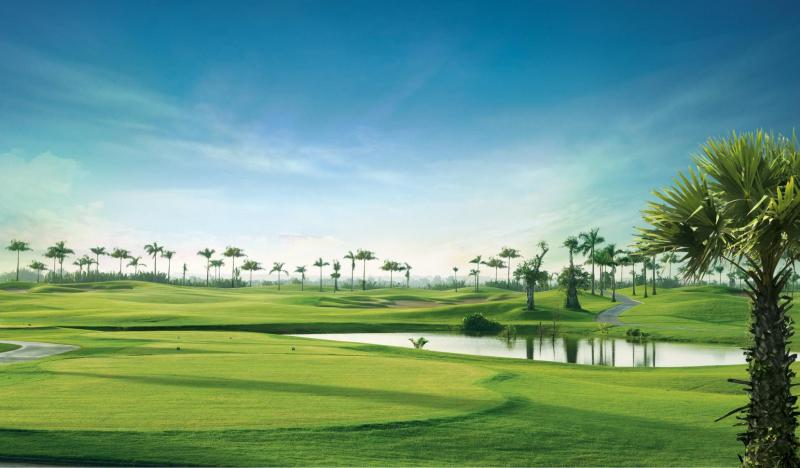 Đặt tee off sân Taekwang Jeongsan Golf & Country Club - Ngày thường