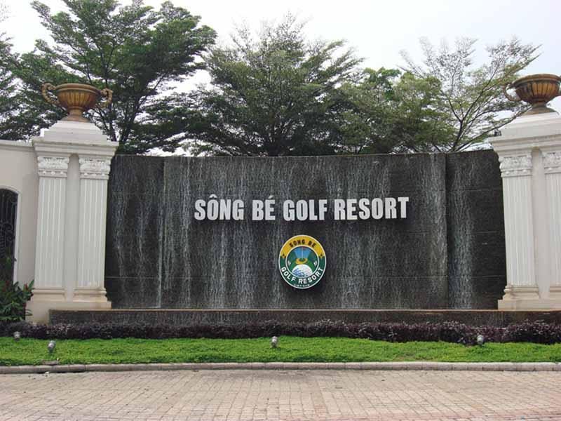 Đặt sân golf Sông Bé 9 hố - Ngày thường