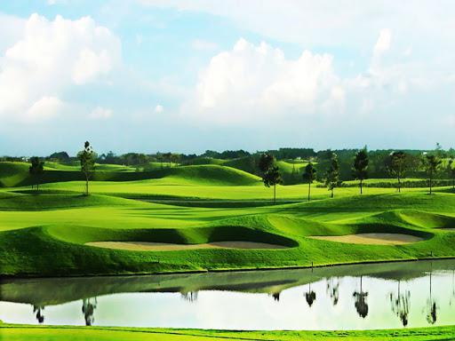 Đặt sân golf Sông Bé 9 hố - Cuối tuần