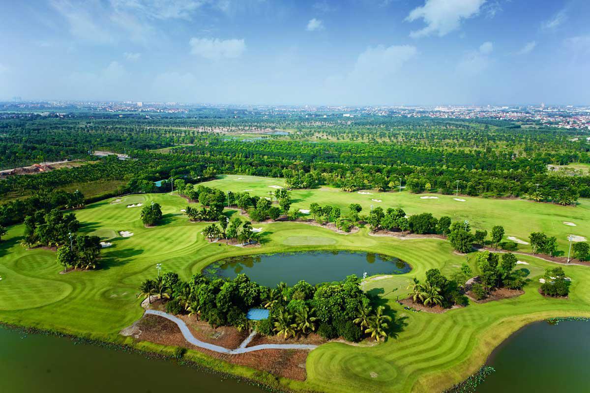 Đặt tee off Song Be Golf Resort - 18 hố - Cuối tuần