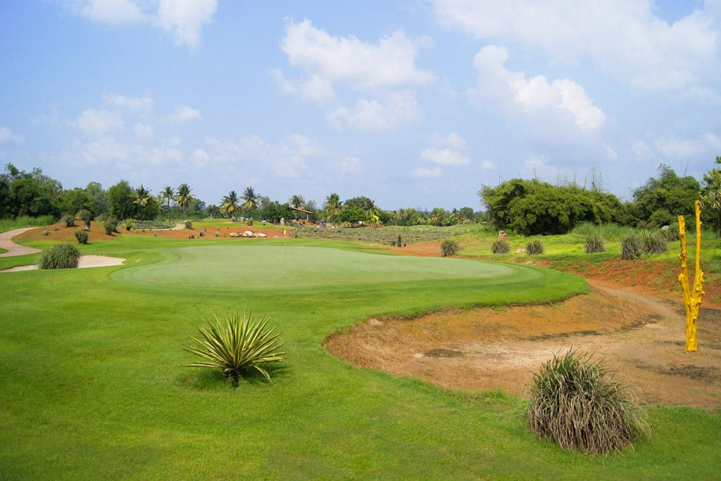 Đặt sân Song Be Golf Resort - 27 hố - Ngày thường