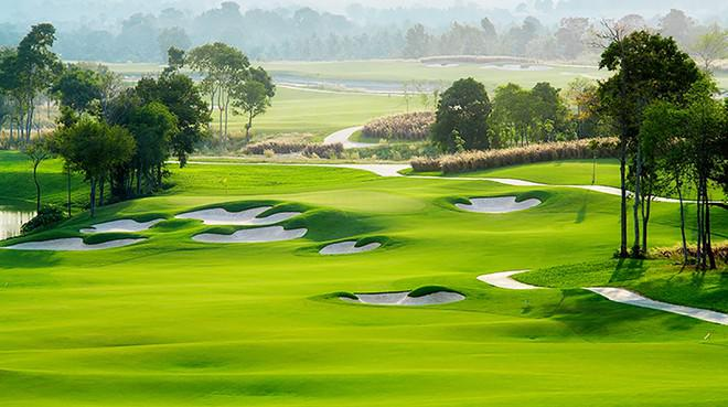 Sân golf Vinpearl Nam Hội An - 36 hố   Sân cỏ + Xe điện + Caddy