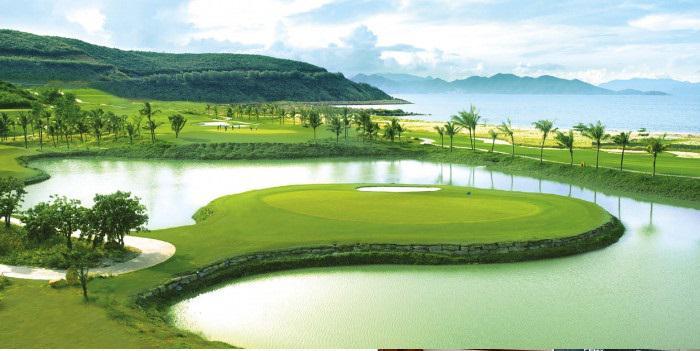 Sân golf Vinpearl Nha Trang - Ngày thường