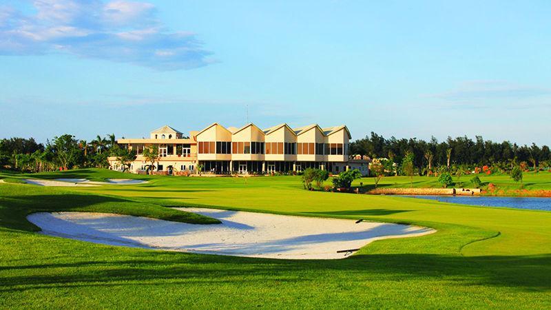 Đặt tee off sân golf Cửa Lò - 27 hố - Cuối tuần