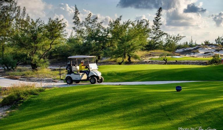 Đặt tee off sân FLC Golf Links Quảng Binh - 18 hố - cuối tuần