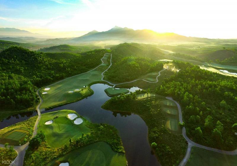 Đặt tee off Bà Nà Hills Golf Club - 18 hố - Ngày thường