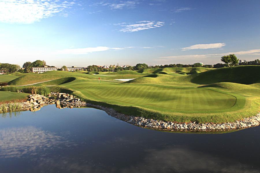 Đặt sân Laguna Lăng Cô Golf Club - 18 hố - Khách resort - Ngày thường