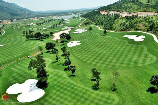 Sân golf Tam Đảo-Tam Đảo Golf Resort tiêu chuẩn 18 lỗ trong tuần